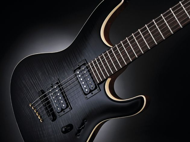 Mayones allows you to choose chrome or black hardware; matt or gloss finish on your Setius GTM6.