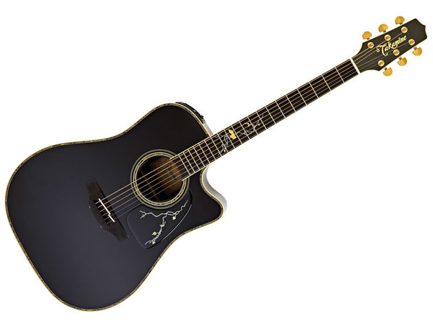 The 'Michi' reminds us, if needed, of the sumptuous quality of Takamine's high-end instruments