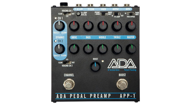 The APP-1 is designed to operate at its best when used in conjunction with a power amp and speakers