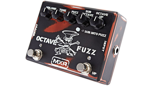 MXR SF01 Slash Octave Fuzz (£171)