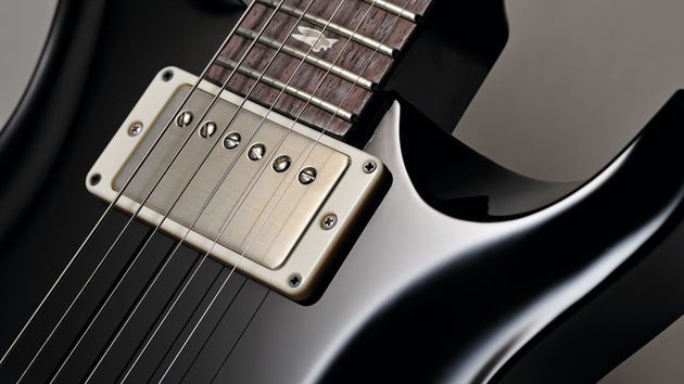 The neck pickup's low end is ample, with that lovely PRS-hallmark vocal character in higher registers