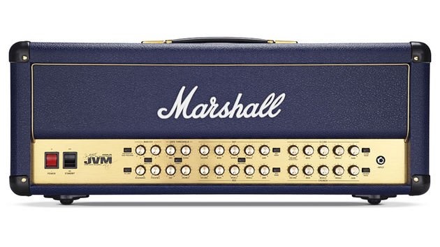 Marshall JVM410HJS Joe Satriani Signature