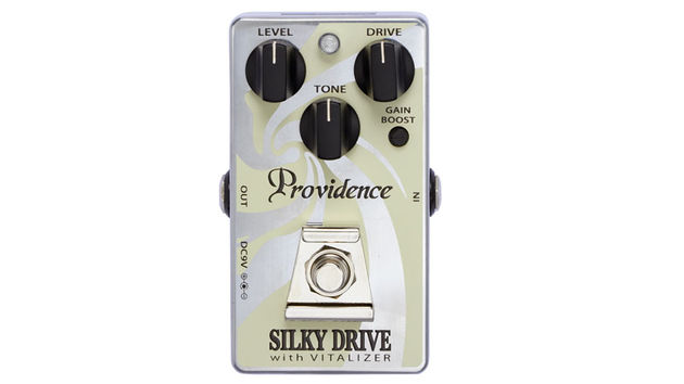 As a rough tonal ballpark, this pedal sits between Providence's Sonic Drive and the Stampede OD