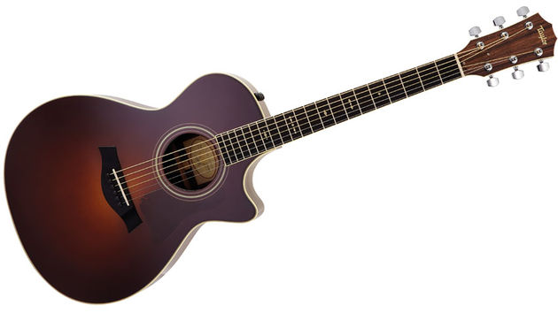The new 700 series guitars feature highly-desirable vintage-style sunburst tops
