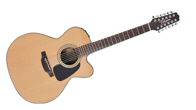 Despite being a Series 1 guitar, the overall appearance and presentation of the P1JC-12 is impressive