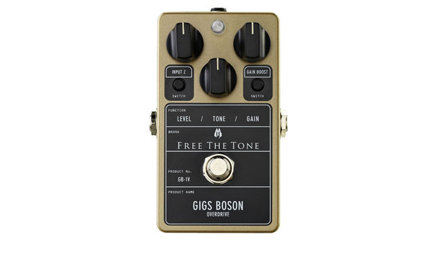 Free The Tone Gigs Boson Overdrive