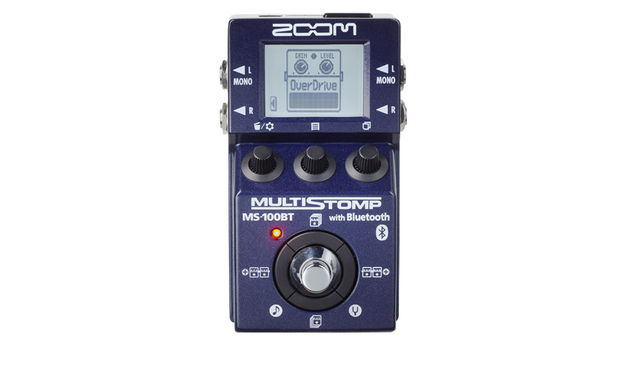 Zoom MS-100BT MultiStomp