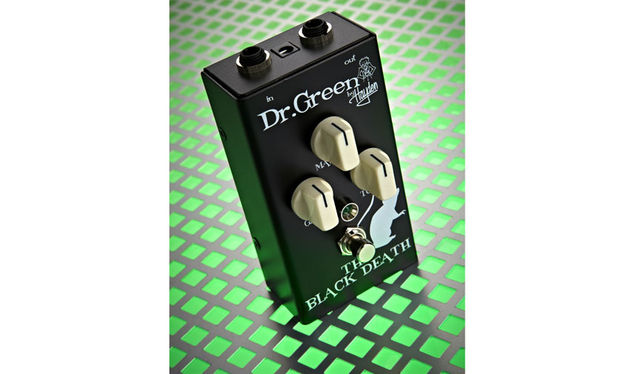 Dr Green The Black Death