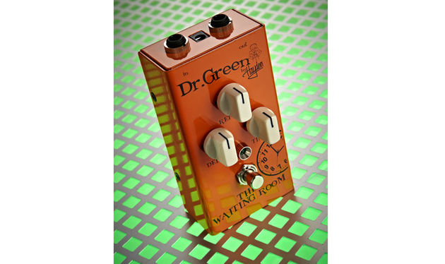 The Waiting Room strips the delay pedal concept down to its basics