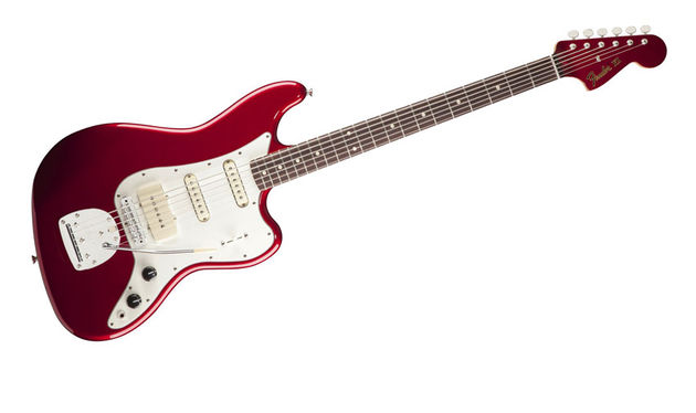 The Pawn Shop Bass VI is a simplified version of Fender's 1961 original, but it's still a lot of fun