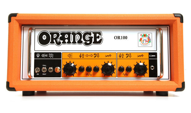 The OR100H is an amp for the big stage - using it in a pub gig would be like taking a Formula One car on the school run