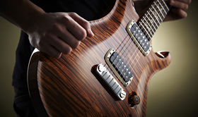 VIDEO: Paul Reed Smith demos Paul's Guitar from PRS