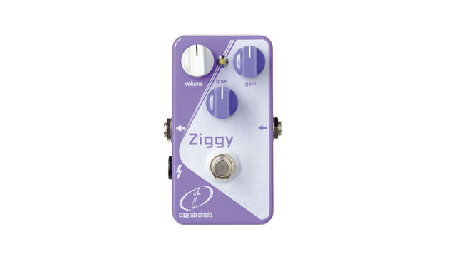 Ziggy emulates both a Vox AC30 Top Boost and a Marshall JTM45 amp sound