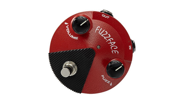 The FFM2 Germanium Mini takes its tones from 1966 to '68 era pre-silicon Fuzz Faces