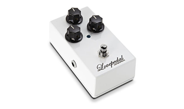 The Eternity E6 is a classic sounding overdrive with simple features and great tone