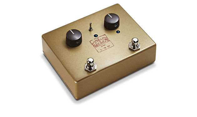 The Les Luis emulates Fender 'tweed' tone, meaning Neil Young and Keef sounds a-plenty