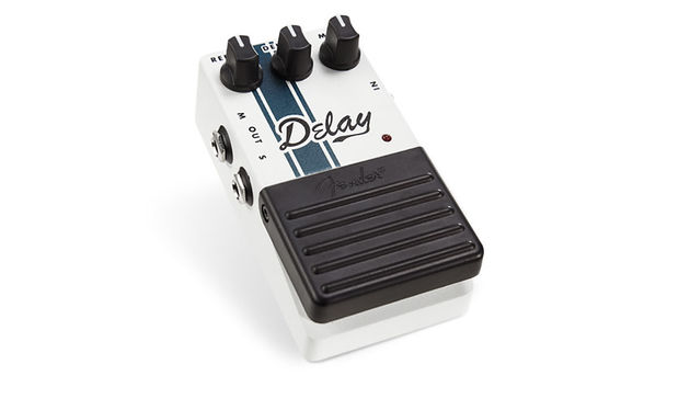 The Competition series pedals cover the basic effect bases at a reasonable price and build quality