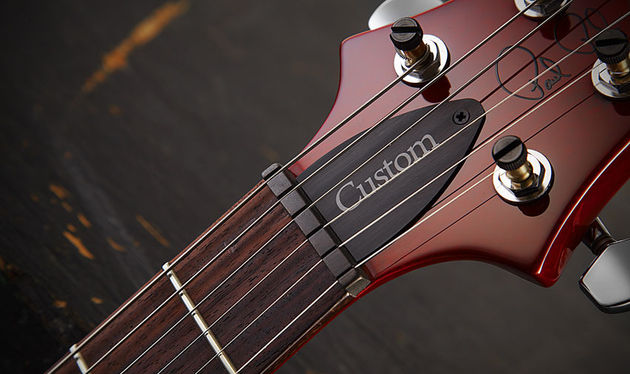 S2 guitars feature Korean versions of PRS's Phase II locking tuners