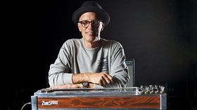 VIDEO: Steve Fishell explains how pedal steel guitar works