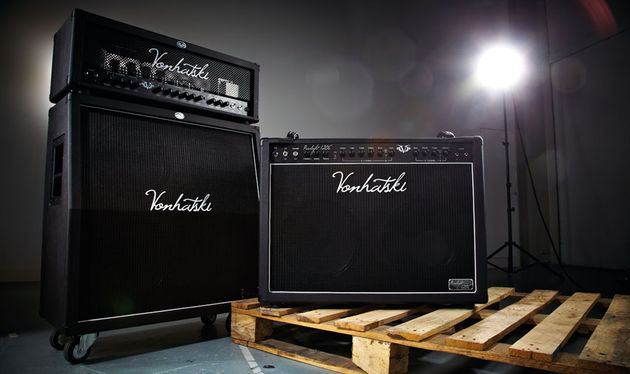 There's also 50-watt 2x12 combo version of the Purelight