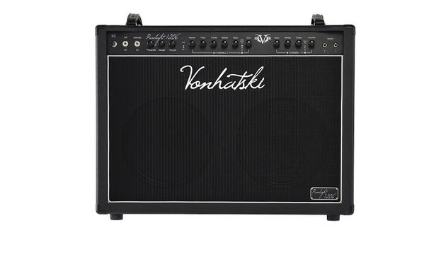 Vonhatski Purelight 1206 50-watt 2x12 combo