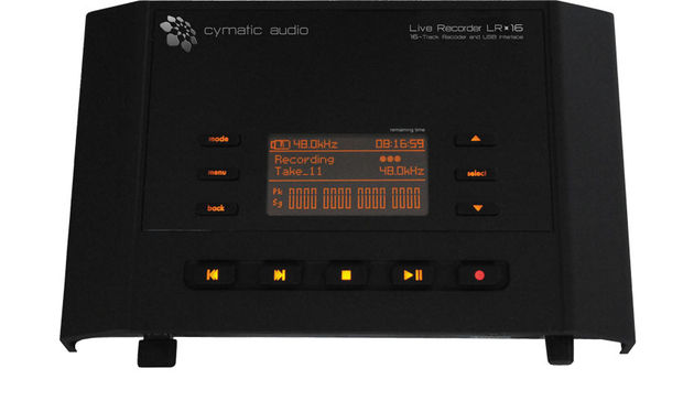 Cymatic Audio LR16
