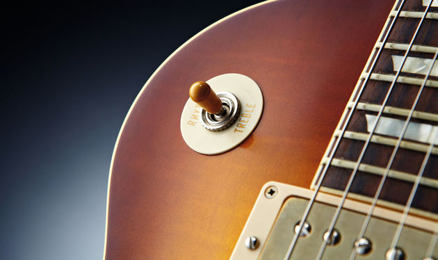 The new 'Custom Bucker' pickups are Gibson's latest evolution of its PAF units