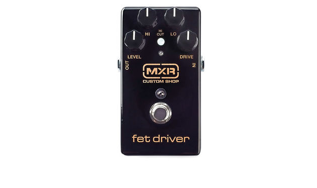 If you're after Gilmour-esque sustain the FET Driver certainly sounds the part