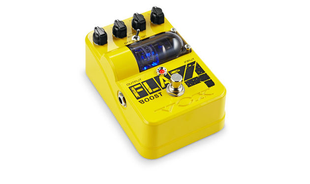 Boost or overdrive, this is a pedal that offers plenty of options