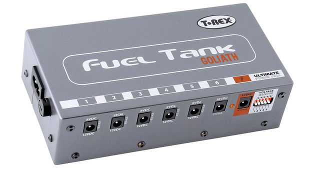 T-Rex Fuel Tank Goliath