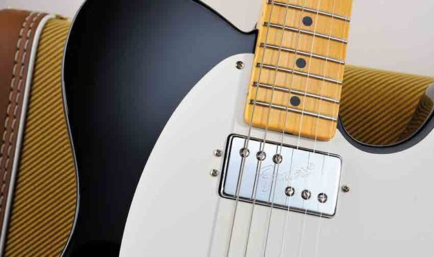 The Wide Range Special humbucker is based on the 1970s units designed PAF-inventor Seth Lover