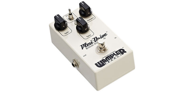 The bass boost is designed to emulate the effect of a sizeable cab