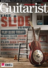 Subscribe to Guitarist and save up to 35%!