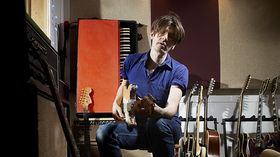 Bernard Butler talks new band Trans in rare guitar interview