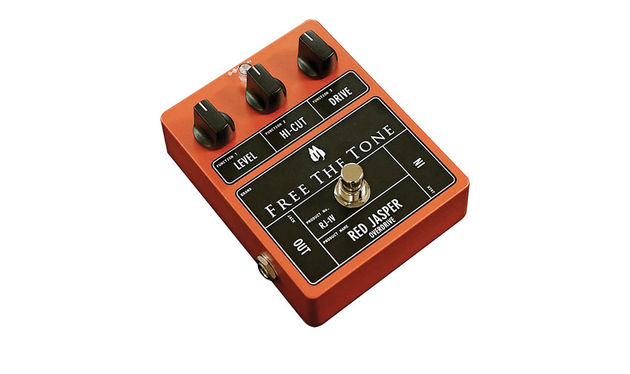Free The Tone Red Jasper RJ-1V
