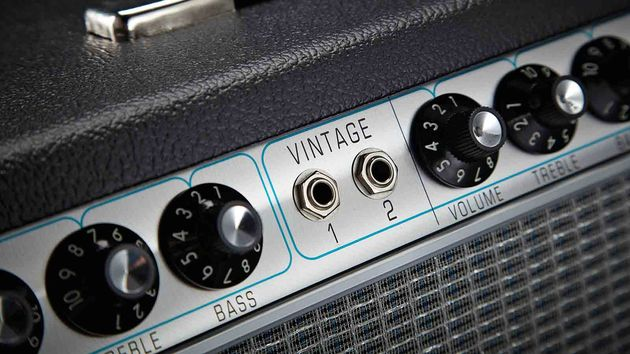 The Deluxe's Vibrato channel has received a 'Vintage' makeover