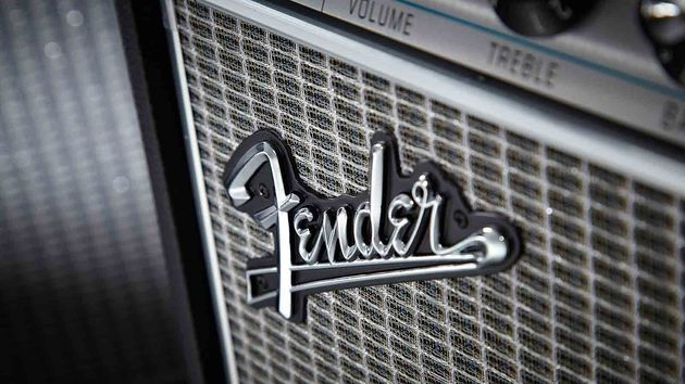 All new '68 Custom amps feature period-correct Fender 'tailed' badges on the grille