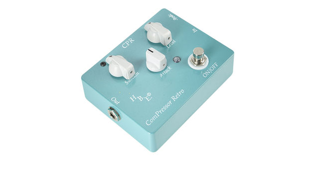 The CPR can't compete with recent micro pedals on the space-saving front, but it sounds great