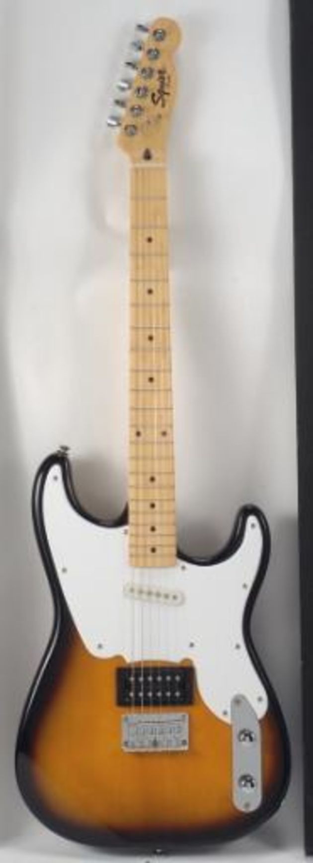 The Squier '51: part Strat, part Tele and part Precision