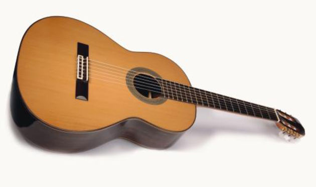 Add another bow to your six-string artillery with this Spanish-built beauty.