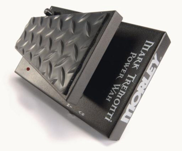 For scorching lead sound, the Power Wah is 'it'.