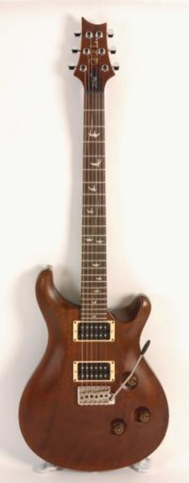 The PRS Standard 24: a mahogany marvel