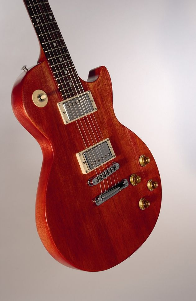 Gibson's Faded LP Special: unique and desirable