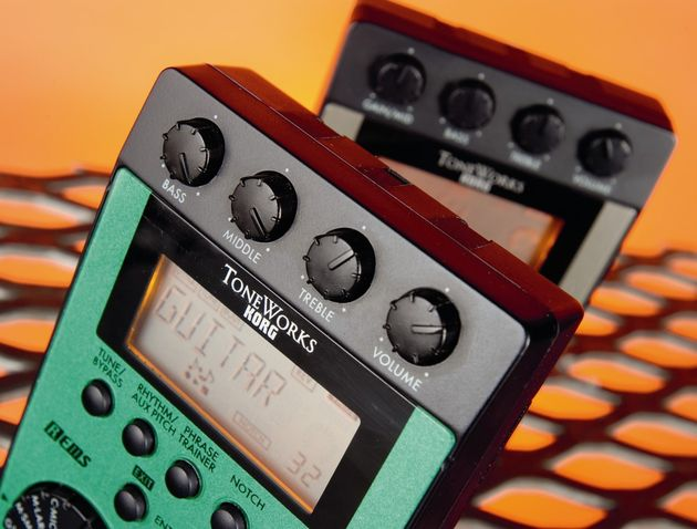Both units' knob-based controls are intuitive and offer easy editing of sounds