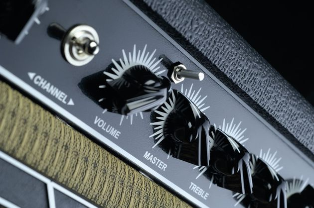 Carr's amps are built to the highest quality.