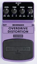 Behringer OD100 Overdrive Distortion
