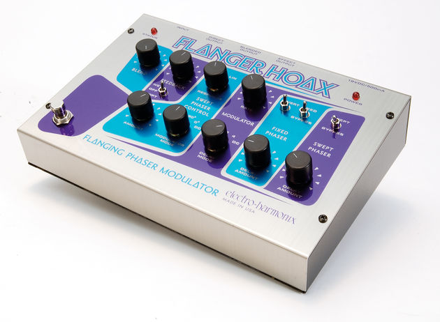 The Flanger Hoax has loads of features to experiment with