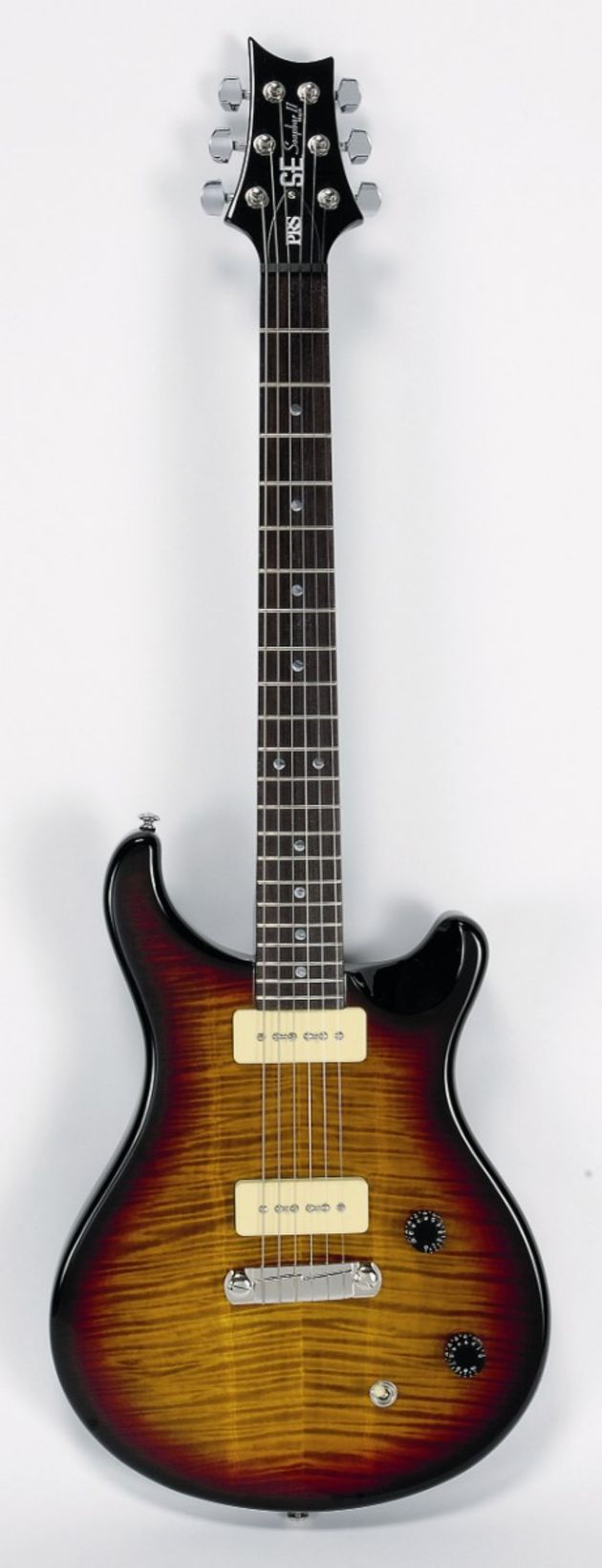 The PRS SE Soapbar II Maple