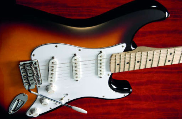 There is no more iconic design than the Stratocaster