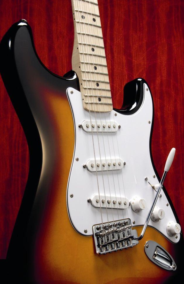 fender mexican standard stratocaster guitar reviews